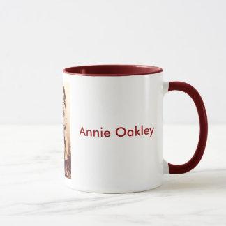 Taza de Annie Oakley
