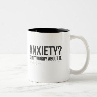 Taza de ansiedad