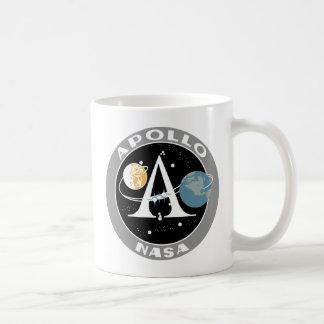 Taza de Apolo del proyecto