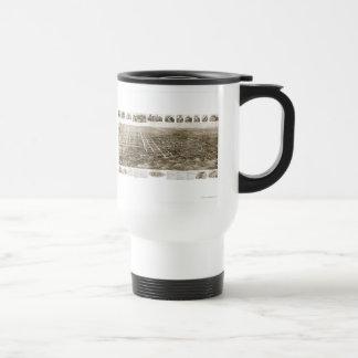 Taza de Argyl 1916 de la pluma