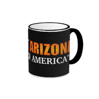 Taza de Arizona de la ayuda