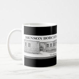 Taza de Assoc del alumbre de los linces de Benson