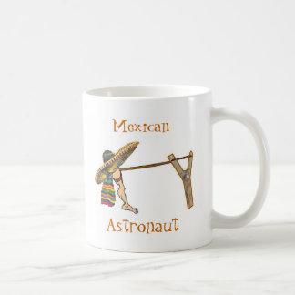 Taza de Astrnaut del mexicano