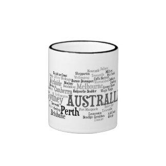 Taza de AUSTRALIA