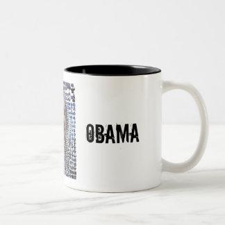 Taza de Barack Obama