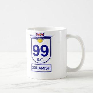 Taza de BC-99 Squamish