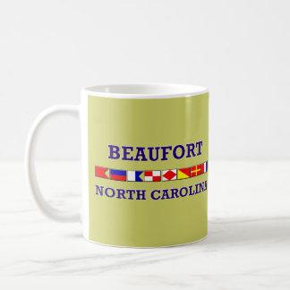 Taza de Beaufort