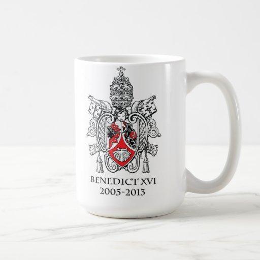 Taza de Benedicto XVI