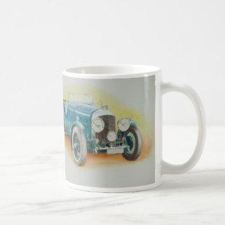 Taza de Bentley del vintage