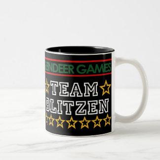 Taza de Blitzen del equipo