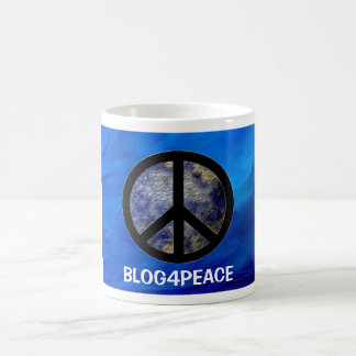 Taza de Blog4Peace