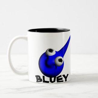 Taza de Bluey