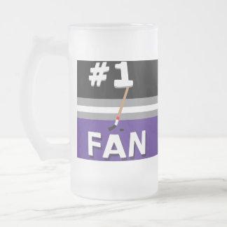 Taza de Blurplum de la fan de hockey #1