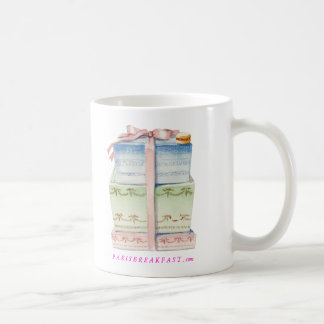 Taza de Bonjour Macarons