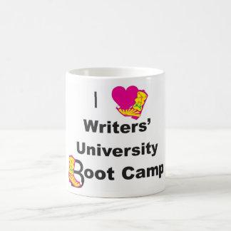 Taza de Boot Camp de la universidad de los