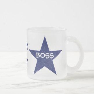 Taza de Boss de la estrella