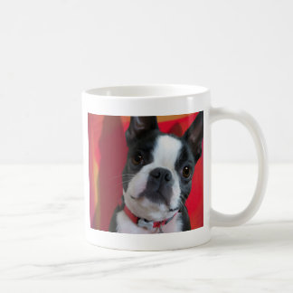 Taza de Boston Terrier