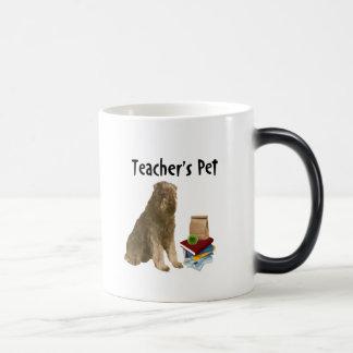 Taza de Bouvier del mascota del profesor
