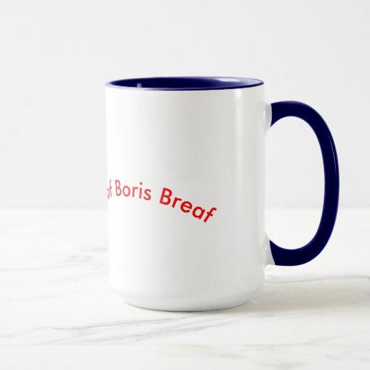 Taza de Breaf Boris Breaf