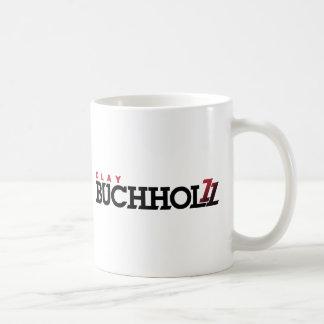 Taza de Buchholz de la arcilla