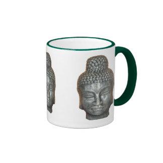 Taza de Buddah: campanero verde