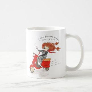 Taza de Buen Viaje Coffee Mug