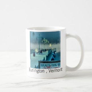 Taza de Burlington, Vermont