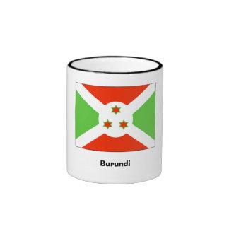 Taza de Burundi