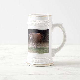 Taza de caballo