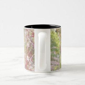 taza de café 11 onzas. con multicolor artístico
