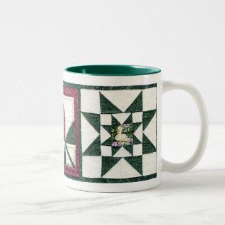 Taza de café acolchada de los Potholders