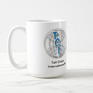 Taza de café ALTA de International® de los clubs