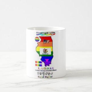 Taza de café alta de LAGOSI