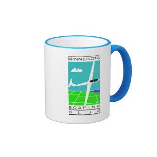 Taza de café altísima del club de Minnesota