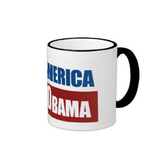 Taza de café anti de Obama