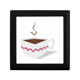 Taza de café cajas de regalo