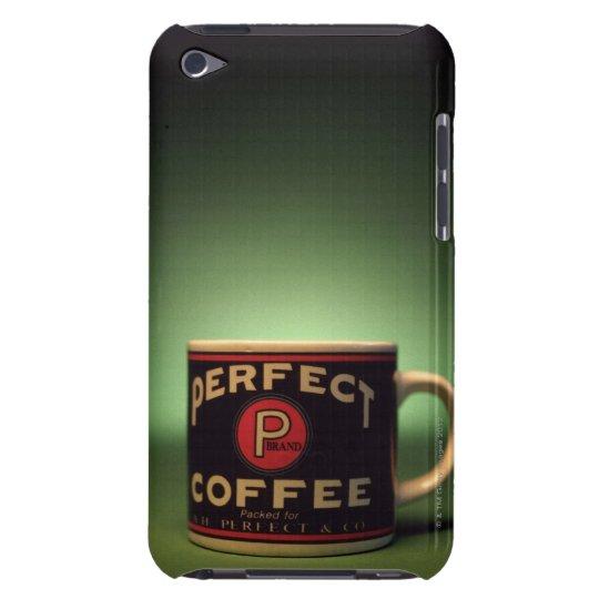 Taza de café carcasa para iPod