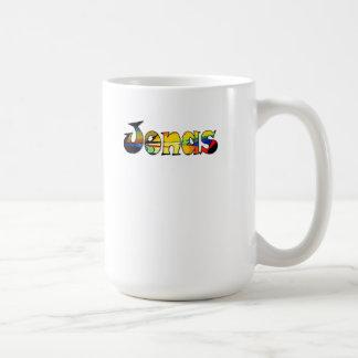 Taza de café clásica de Jonas