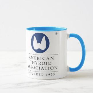Taza de café clásica de la asociación americana de