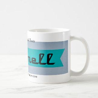 Taza de café clásica de los barcos de Reinell