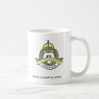 Taza de café clásica del Campo-x