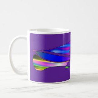 Taza de café clásica elegante