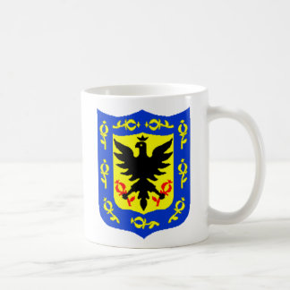 Taza de café colombiana imperial