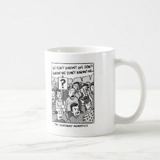 Taza de café cómica divertida