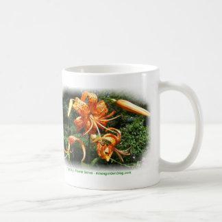 Taza de café con el tigre Lilly