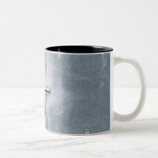Taza de café con una cerradura segura