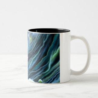 taza de café cósmica