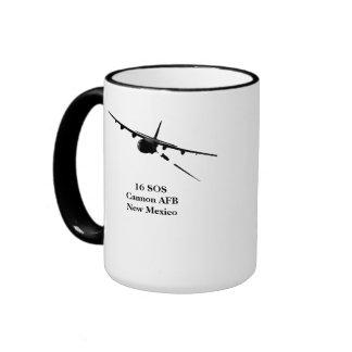 Taza de café de 16 SOS
