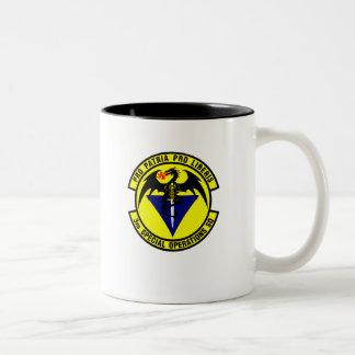 Taza de café de 3 SOS