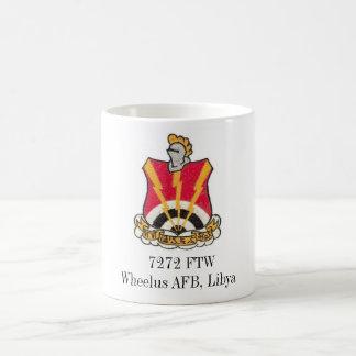 Taza de café de 7272 FTW